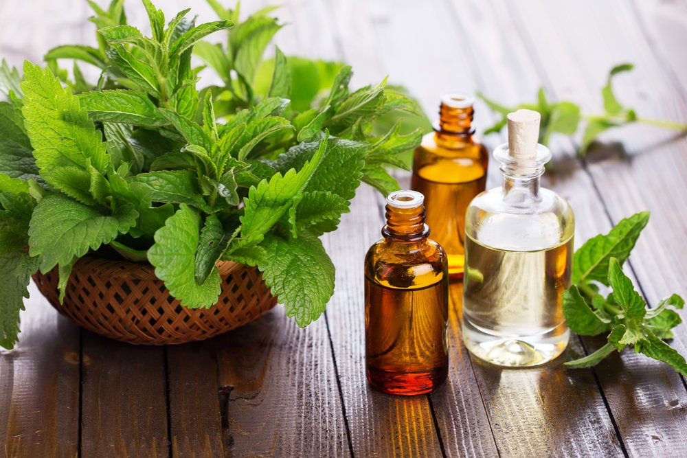 Peppermint essential oil recipes