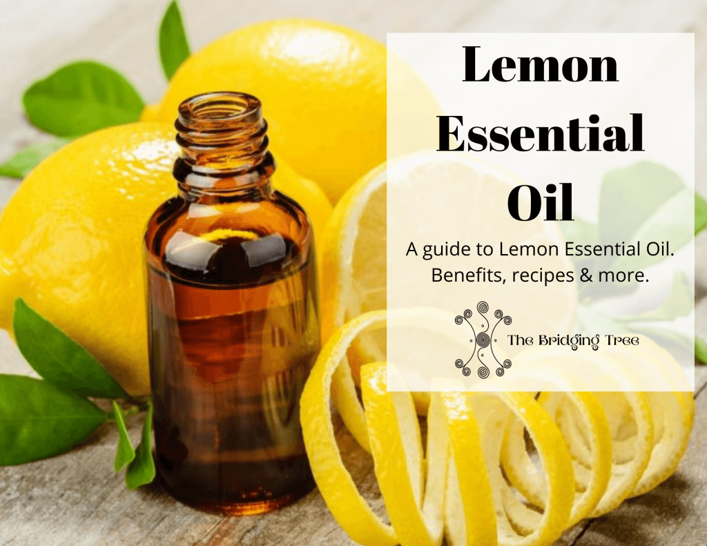 Lemon essential oil. Benefits and more.